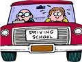 Dở khóc dở cười thi bằng lái xe
