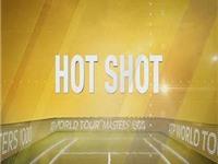 Những pha bóng đẹp ngày thứ 2 Roland Garros 2015