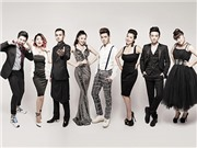 Top 8 Vietnam Idol được 'phù thủy' Nam Trung 'phù phép'
