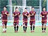 U23 Việt Nam tập trung gia cố hàng thủ