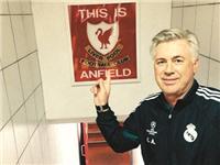 Carlo Ancelotti sẽ không đến Liverpool?
