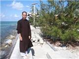 Kể chuyện Trường Sa, Biển Đông: Sư thầy trồng hoa, ươm phi lao trên đá, cát đảo Phan Vinh