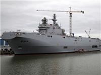 Quan chức bị kỷ luật vì phao tin Nga từ bỏ ý định mua tàu chiến Mistral