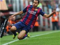 Pedro Rodriguez đi theo bước chân của... Daniel Alves?