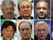 Điểm mặt các quan chức nhúng chàm của FIFA
