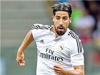 Sami Khedira: 'Máy điều hòa' cho tuyến giữa Juve
