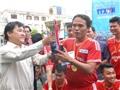 Giải bóng đá Thông tấn xã Việt Nam mở rộng lần II – Cúp Mắt Bão 2015: Cảng Hàng không Quốc tế Tân Sơn Nhất vô địch