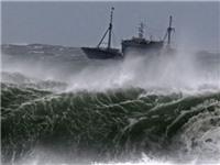 Gió mạnh, sóng lớn trên vịnh Bắc Bộ