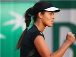 Vòng 2 đơn nữ Roland Garros: Ivanovic - Misaki Doi (3-6, 6-3, 6-4)
