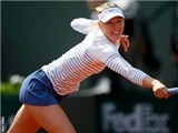 Vòng 2 đơn nữ Roland Garros: Sharapova - Diatchenko (6-3, 6-1)