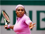 Diễn biến vòng 1 đơn nữ Roland Garros