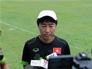 HLV Miura ngạc nhiên khi U23 Việt Nam được đánh giá cao