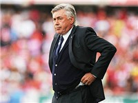 Vì sao Carlo Ancelotti không thể trở về Milan?