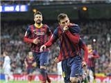 Niềm tin 'ăn ba' từ ma thuật Messi