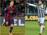 Lionel Messi: 'Barca phải cảnh giác với Carlos Tevez'