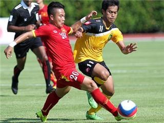 CHÙM ẢNH: U23 Việt Nam đại thắng U23 Brunei