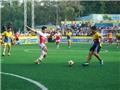 Lễ hội bóng đá Larue Cup 2015 khai màn tưng bừng ở Cà Mau