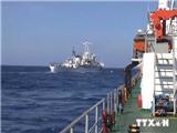 Nhật Bản, EU quan ngại về hoạt động của Trung Quốc tại Biển Đông