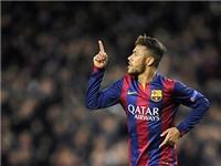 Neymar: 'Vua' của Cúp Nhà Vua