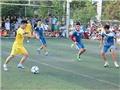 Giải bóng đá Vinh League tranh Cúp Chương Dương 2015: Kịch tính đến vòng đấu cuối cùng