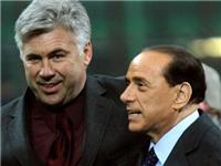 Silvio Berlusconi: 'Carlo Ancelotti muốn quay về Milan'