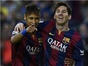 CẬP NHẬT tin tối 30/5: Messi tự tin giành chức vô địch Cúp nhà Vua TBN. Santos kiện Barca và Neymar