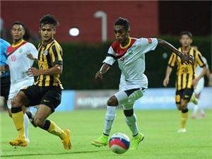 U23 Malaysia 1-0 U23 Timor Leste: Đối thủ của U23 Việt Nam thắng nhọc