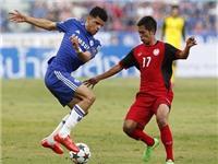 Ngôi sao trẻ giúp Chelsea hạ Các ngôi sao Thái Lan 1-0