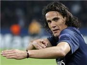 Auxerre 0-1 PSG: Cavani giúp PSG giành cú 'ăn bốn'