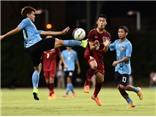 U23 Thái Lan 1-0 U23 Timor Leste:  Phumichantuk  mang về 3 điểm cho U23 Thái Lan