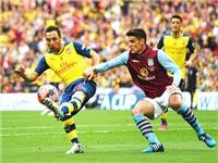 Đừng chỉ hài lòng với FA Cup, Wenger!