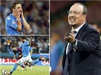 Benitez rời Italy như một kẻ trốn chạy