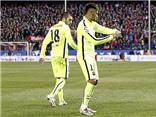 Những pha Neymar 'ăn đòn' vì rê dắt như trêu ngươi đối thủ