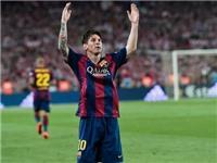 Messi: 'Tôi muốn đền đáp Barca'