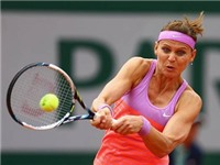 Xem lại khoảnh khắc Maria Sharapova gục ngã, Serena Willams thắng nhọc nhằn