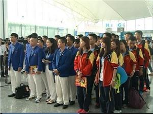 Đoàn Thể thao Việt Nam lên đường sang Singapore 'săn Vàng'