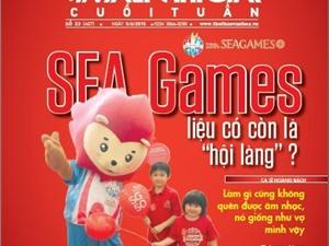 Thể thao & Văn hóa Cuối tuần số 23 ra ngày 4/6/2015