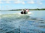 Lật thuyền trên hồ Trị An - Đồng Nai làm chết 3 trẻ em