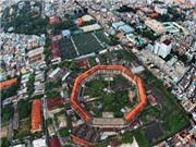 Ngắm Sài Gòn đẹp như tranh thủy mặc từ trên cao