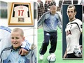 Kane: Thần tượng của tôi là David Beckham