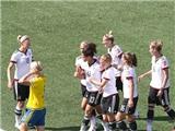 World Cup nữ 2015: Sức mạnh các cô gái Đức