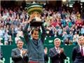 Roger Federer lập kỉ lục 8 lần vô địch Halle Open
