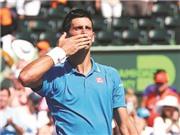 Djokovic càng đáng sợ nhờ nghỉ dưỡng sức
