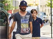 CHÙM ẢNH: Pirlo và con trai rời Juventus, thăm thú New York