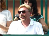 Boris Becker vẫn là một ngôi sao