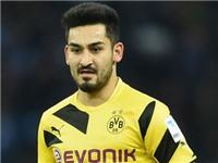 Ilkay Guendogan gia hạn hợp đồng với Dortmund
