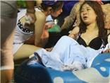 VIDEO: Từ bữa tiệc màu biến thành thảm họa máu ở Đài Loan