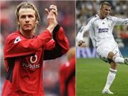 CHÙM ẢNH: 239 triệu euro và những vụ 'áp phe' giữa Real và Man United