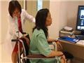 Cựu VĐV Vũ Bích Hường được chụp MRI miễn phí