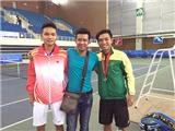 Tay vợt Trịnh Linh Giang - đội tuyển quần vợt Việt Nam: Nadal chịu nhiều áp lực tâm lý